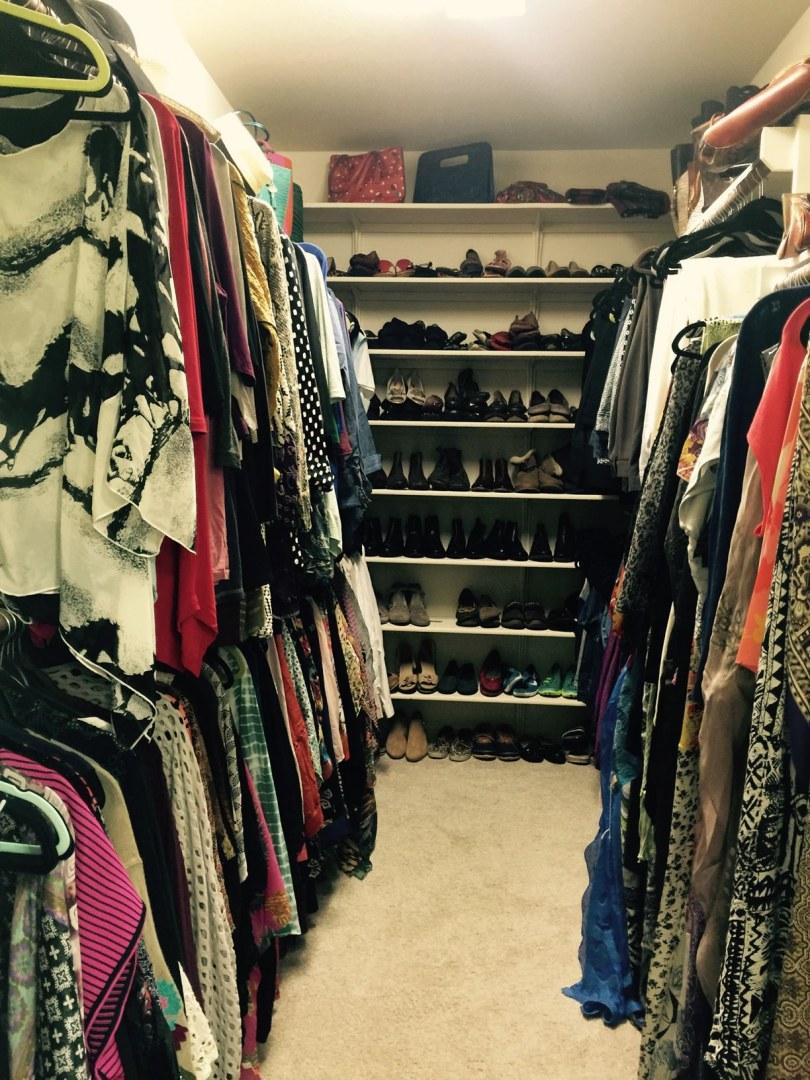 502 Lee Dr Her Master Closet